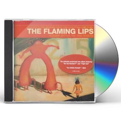 The Flaming Lips YOSHIMI BATTLES THE PINK ROBOTS CD