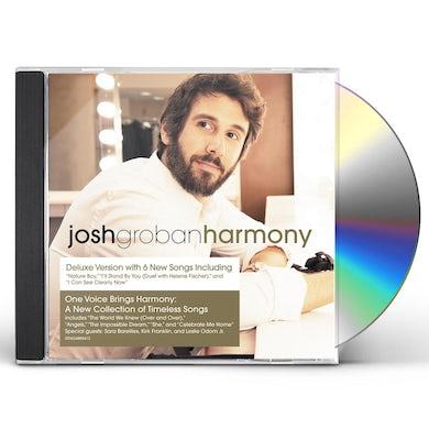 Josh Groban Harmony CD