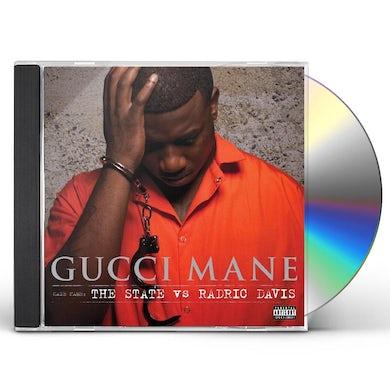 Gucci Mane STATE VS RADRIC DAVIS CD