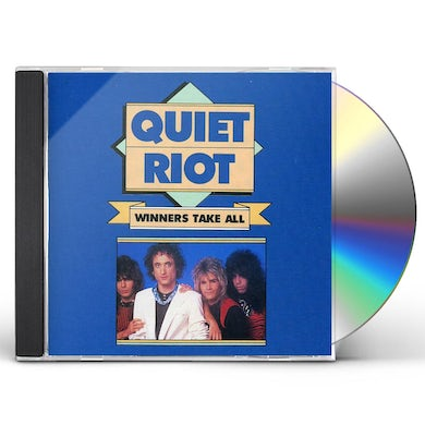 Quiet Riot WINNERS TAKE ALL (CUM ON FEEL THE NOIZE) CD