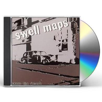 Swell Maps SWEEP THE DESERT CD