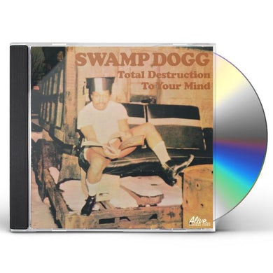 Swamp Dogg TOTAL DESTRUCTION TO YOUR MIND CD