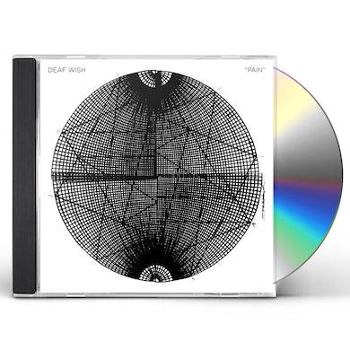 DEAF WISH PAIN CD
