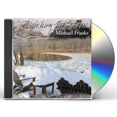 Michael Franks WATCHING THE SNOW CD