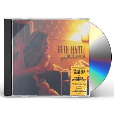 Beth Hart LEAVE THE LIGHT ON CD