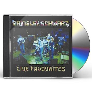 Brinsley Schwarz LIVE FAVOURITES CD