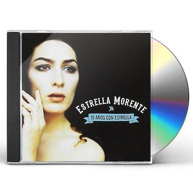 15 ANOS CON ESTRELLA CD
