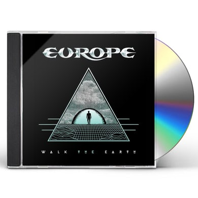 Europe WALK THE EARTH CD