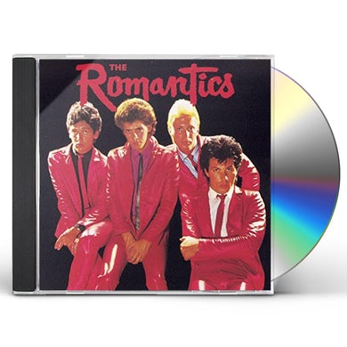 THE 80S: THE ROMANTICS CD