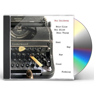 Ben Goldberg Good Day For Cloud Fishing CD