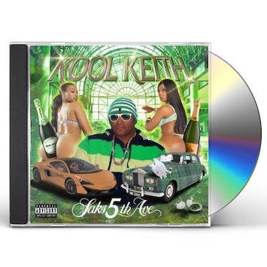 Kool Keith SAKS 5TH AVE CD