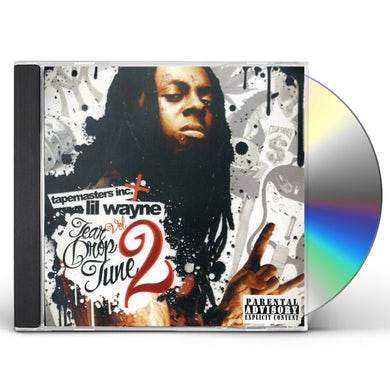 Lil Wayne TEAR DROP TUNE 2 CD