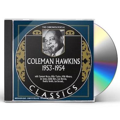 Coleman Hawkins / Ben Webster 1953-1954 CD