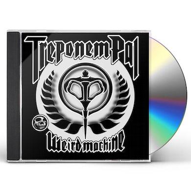 WEIRD MACHINE CD