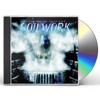 Soilwork STEELBATH SUICIDE CD