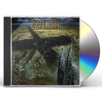 Immolation UNHOLY CULT CD