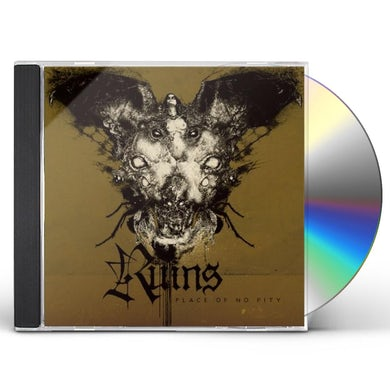 Ruins PLACE OF NO PITY CD