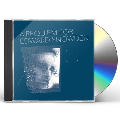 Matthew Collings REQUIEM FOR EDWARD SNOWDEN CD