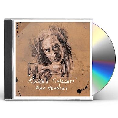 Ken Hensley RARE & TIMELESS CD