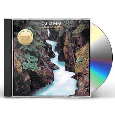 Yusuf / Cat Stevens BACK TO EARTH CD