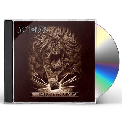 Skyforger THUNDERFORGE CD