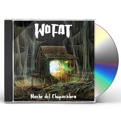 Wo Fat NOCHE DEL CHUPACABRA CD