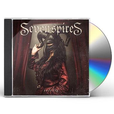 Seven Spires SOLVEIG CD