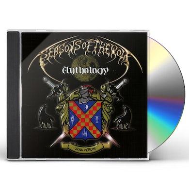 Seasons Of The Wolf ANTHOLOGY CD
