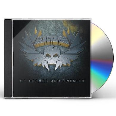 Blackbird OF HEROES & ENEMIES CD
