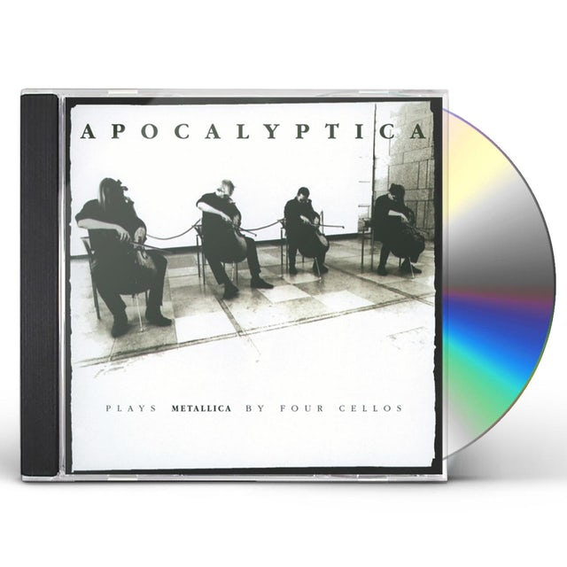 Apocalyptica PLAYS METALLICA BY FOUR CELLOS CD