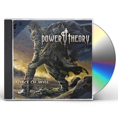 Power Theory FORCE OF WILL CD