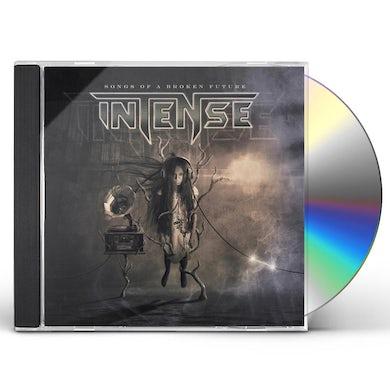 SONGS OF A BROKEN FUTURE CD