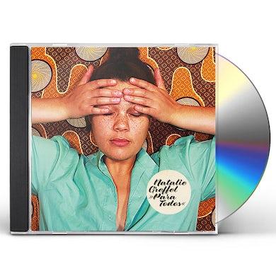 Natalie Greffel PARA TODOS CD
