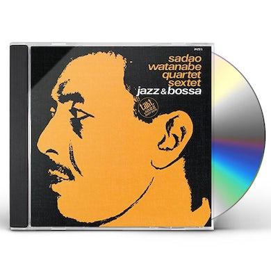 Sadao Watanabe JAZZ & BOSSA CD