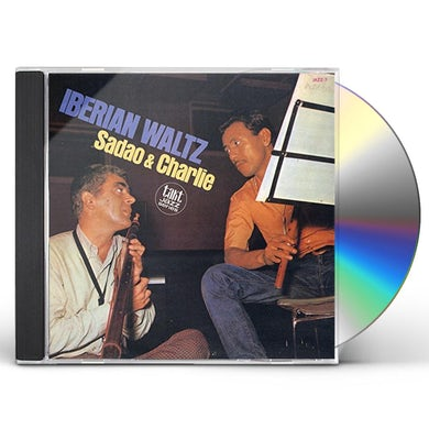 Sadao Watanabe IBERIAN WALTZ CD