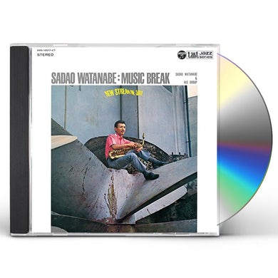 Sadao Watanabe MUSIC BREAK CD