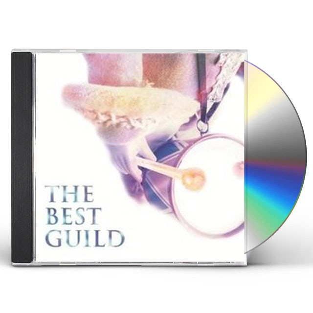Guild BEST (VERSION B) CD