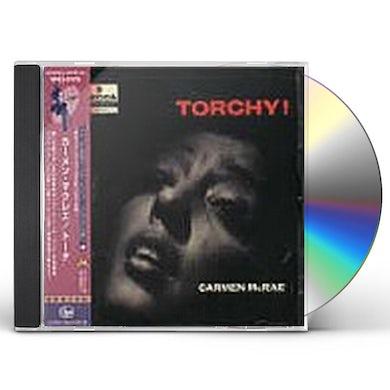Carmen McRae TORCHY CD