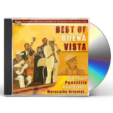 Buena Vista Social Club BEST OF BUENA VISTA CD
