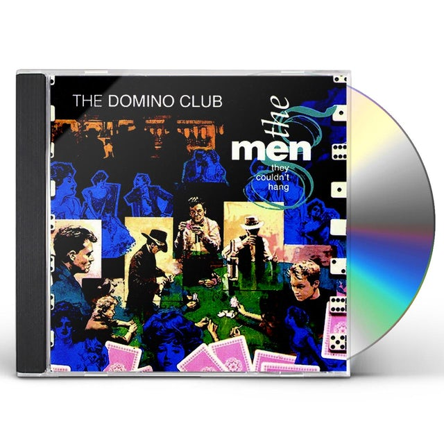 Men They Couldn'T Hang DOMINO CLUB CD