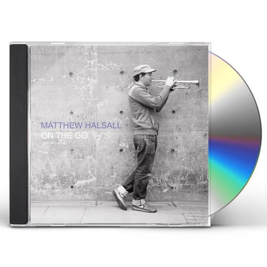 Matthew Halsall ON THE GO CD