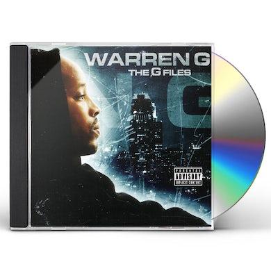 Warren G G FILES CD