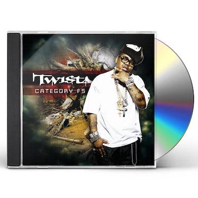 Twista CATEGORY F5 CD