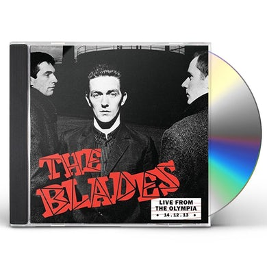 Blades LIVE FROM THE OLYMPIA CD