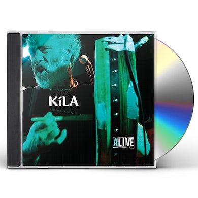 KILA ALIVE CD