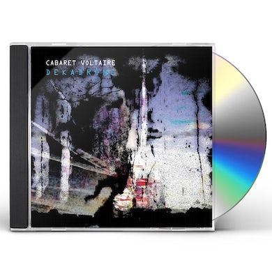 Cabaret Voltaire DEKADRONE CD