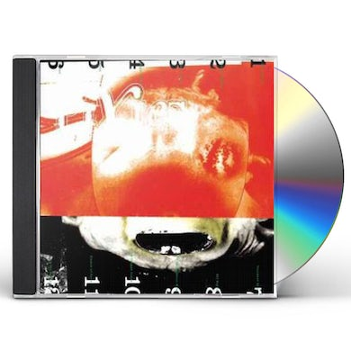 Pixies HEAD CARRIER CD