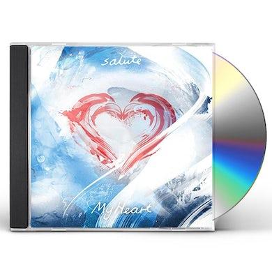 salute MY HEART CD