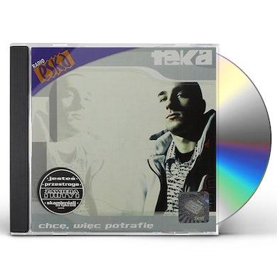 Teka CHCE WIEC POTRAFIE CD