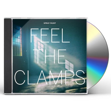 Spray Paint FEEL THE CLAMPS CD